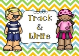 Alphabet Track and Write