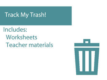 Track my trash and Human Population Impacts On The Environment - Webquest lesson