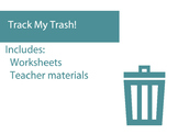 Track my trash and Human Population Impacts On The Environ