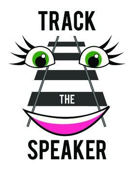 Track the Speaker Poster