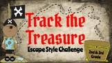 Track the Treasure: (ELA Escape Challenge)