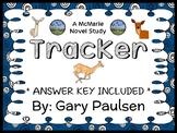 Tracker (Gary Paulsen) Novel Study / Reading Comprehension