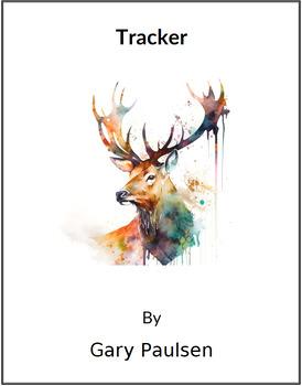 Tracker - (Reed Novel Studies)