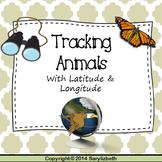Tracking Animals with Latitude and Longitude