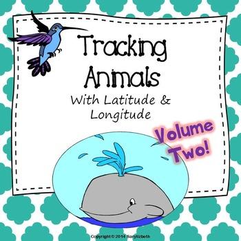 Tracking Animals with Latitude and Longitude - Volume II