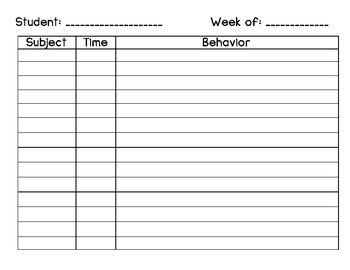 Tracking Behavior Data