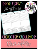 Tracking Character Challenges in Google Drive