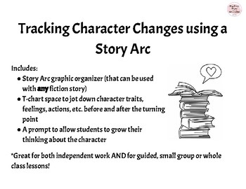 Tracking Character Change Story Arc