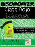 Tracking Class Dojo Behavior