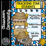 Star Student Mystery Clue Bag Pack--Inferencing Activities and Classroom Decor