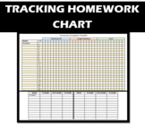 Tracking Homework