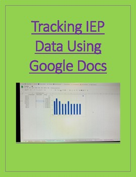 Tracking IEP Data Using Google Apps