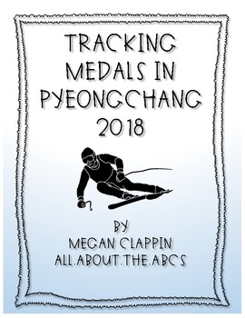 Tracking Medals in Pyeongchang 2018