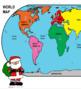 Tracking Santa Around the World
