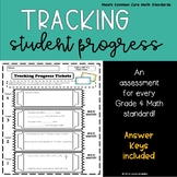 Tracking Student Progress - Math Learning Goals and Scales Grade 4