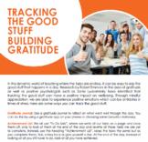 Tracking The Good Stuff: Gratitude