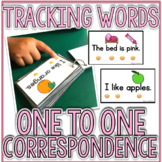 Tracking Words for One-to-One Correspondence: Reading Strategy for Beginners