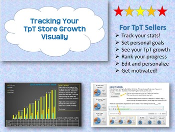 Tracking Your TpT Progress