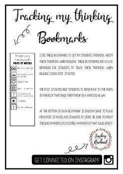 Tracking my thinking bookmarks