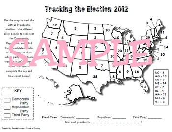 Tracking the Election 2012