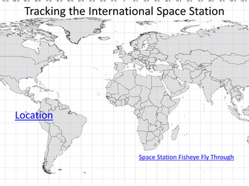 Tracking the location of the international space station by relevant tracking the location of the international space station gumiabroncs Images