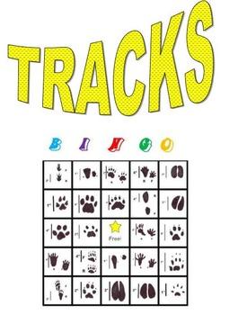 Tracks Bingo