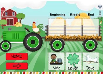 Tractor Express Articulation (F/V Sounds) (Boom Cards)