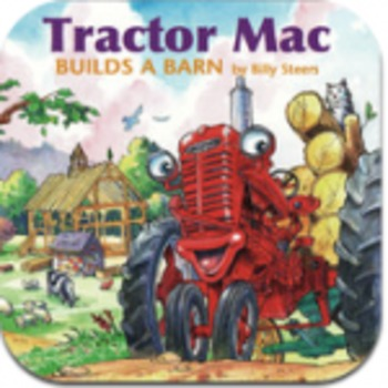 """Tractor Mac Builds a Barn"": Reading Strategies"
