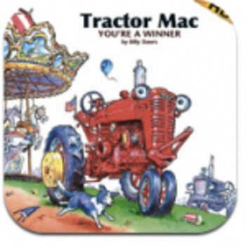 """""""Tractor Mac, You're a Winner!"""": Reading Strategies"""