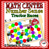 NUMBER SENSE: Numbers 1-6, Subitizing, Number Sense Activities, Numbers Game