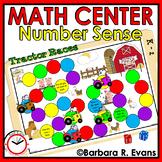 NUMBER SENSE: Numbers 1-6, Subitizing, Number Sense Activi