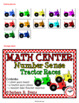 MATH CENTER: Tractor Races