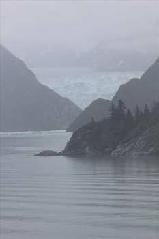 Tracy Arm Alaska Glacier Digital Photos