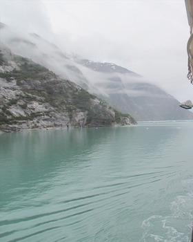 Tracy Arm Alaska Mountain Water digital photos