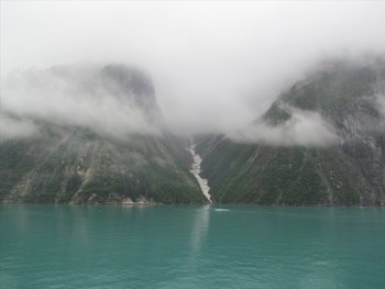 Tracy Arm Alaska Waterfalls Digital Photos