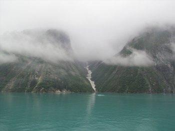 Tracy Arm Alaska Waterfalls Digital Photos