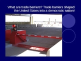 Trade Barriers PowerPoint