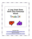 Trade It!  A Long Vowel Card Game with CVCe Patterned Words