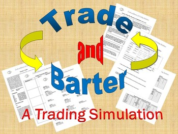 Trade and Barter: A Trading Simulation