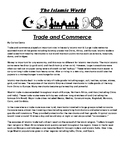 Trade and Commerce during Islamic Empire Article and questions