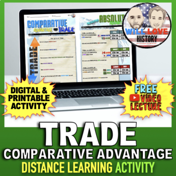 Comparative Advantage and Trade Activity