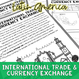 Trade and Currency Exchange in Latin America Reading Activ