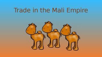 Trade in the Mali Empire
