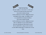 Trade the Word Rap: MP3 &Practice for Reading Activities