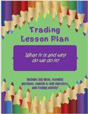 Trading Lesson Plan