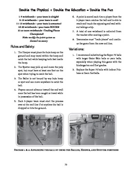 Trading Places Fun Game for PE