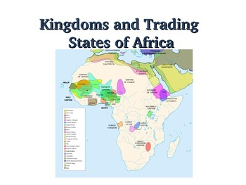 Trading States of Africa Notes