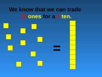 Trading tens for ones