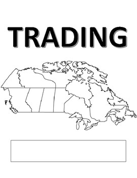 Trading with Frist Nations- History