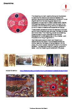 Traditional Australian Aboriginal Art